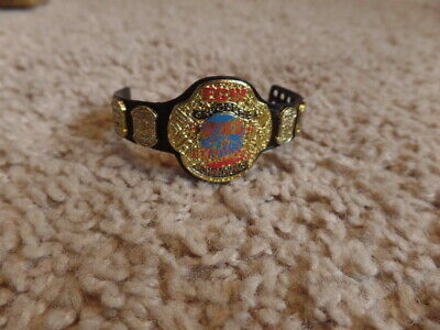 ECW HEAVYWEIGHT BELT championship WWE wrestling MATTEL for sale  Shipping to India