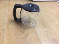 Coffee machine teapot