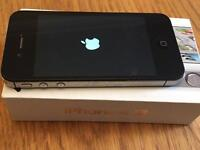 Apple iPhone 4s 8GB unlocked to any Network original handset boxed