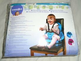 BabiesRus Carry Around Booster Seat .(Blue).
