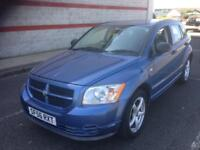 56 Dodge Caliber Very Low Mileage Long Mot In Fantastic Condition Throughout