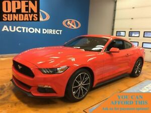 2016 Ford Mustang EcoBoost ONLY 14203KM!!