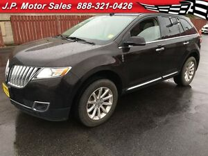 2013 Lincoln MKX Automatic, . Navigation, Panoramic Sunroof, AWD