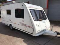 Elddis Oydssey 482 2 Birth Caravan