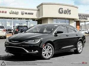 2016 Chrysler 200 LIMITED | X COMPANY DEMO | ONLY $142 BI-WEEKLY