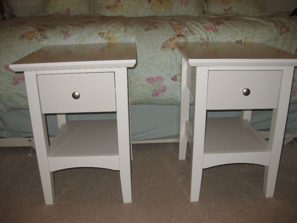 Compact Bedside Table hastings ivory compact bedside chests | in christchurch, dorset