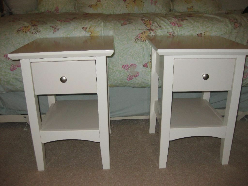 Compact Bedside Tables hastings ivory compact bedside chests | in christchurch, dorset