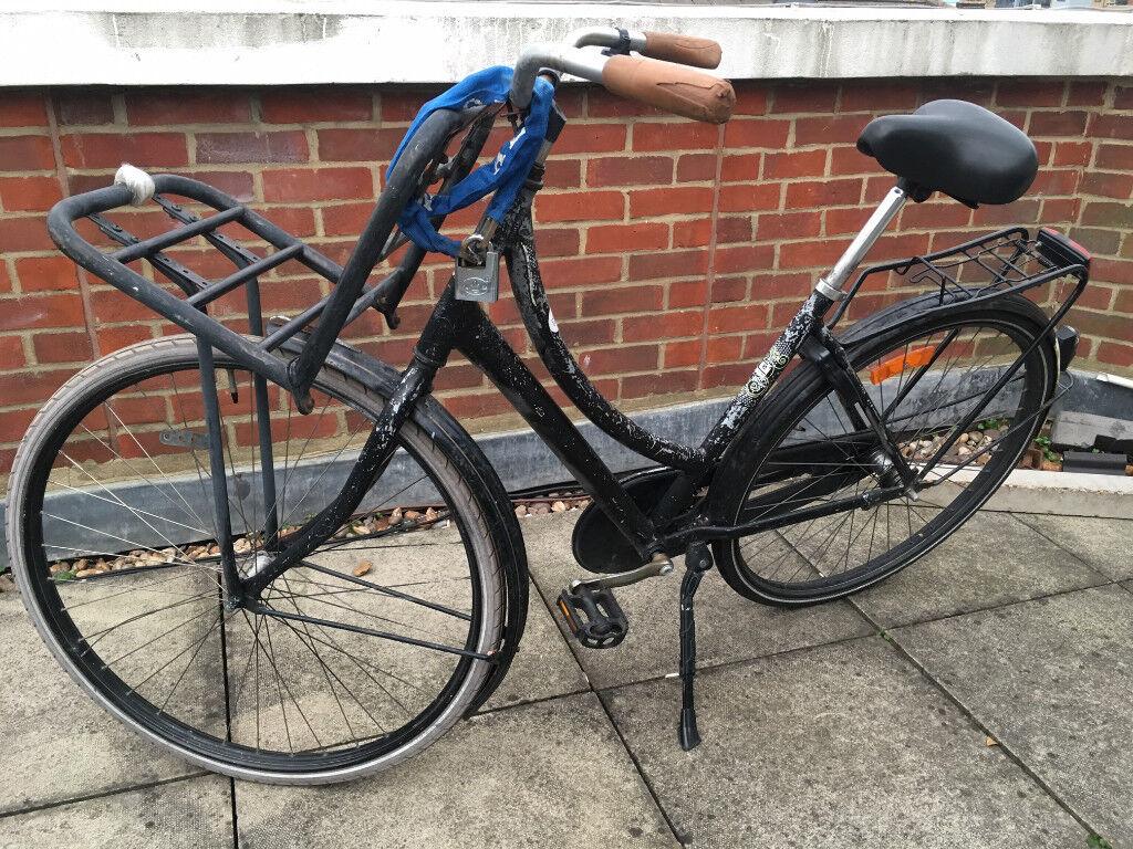 Dutch Bike (omafiets)