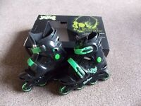 Rollerblades Adjustable size 1 to 4