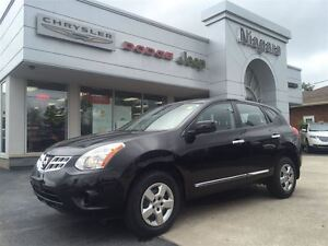 2013 Nissan Rogue S,LOCAL TRADE,FUEL SAVER!