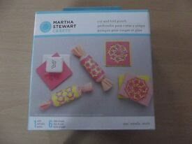 3 Martha Stewart Punches for Papercraft
