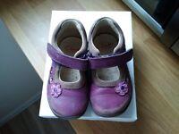 Clarks 'first walker' shoes