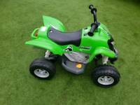 9v Children's Plastic Electric Quad Bike
