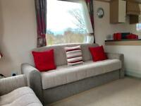 ❗️3 BEDROOM STATIC CARAVAN FOR SALE NEAR GLASGOW WITH GOOD VALUE SITE FEES❗️