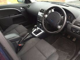 Ford Mondeo Titanium 2005 TDCI Diesel 130 with rear DVD, Climate, Auto lights & wipers, 6 speed
