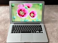 MACBOOK AIR 13'' RARE CUSTOMISED 2.2GHz INTEL CORE i7 2015 MODEL, IN EXCELLENT CONDITION, MAY SWAP