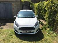 Cheap fiesta with very low milage just like brand new