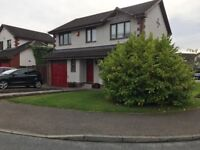 Double Room in comfortable detached home, Lochardil, Inverness