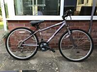 For sale hardly used apollo cosmo urban ladies bike