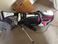 Full golf set! Taylormade, Nike, Titleist