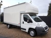 Bristol Removal, Man and Van service with large LUTON van (tail lift)