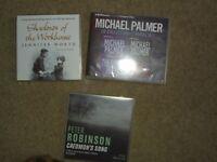 Audio Books on CD