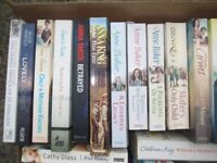 Ladies Books for sale - 36 in total. £15.00 the lot