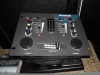 SOUND LAB DSM 15 mixer