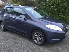 Honda frv 6 seater 1.8 petrol mot Dec 2018 excellent family car great condition