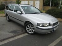Volvo V70 2.4 D5 S 5dr/HPI CLEAR/LONG MOT/DRIVES LIKE NEW