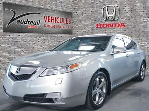 2009 Acura TL Base w/Technology Package