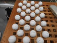 30 Taylor Made golf balls £10 [Penta TP Tour included]