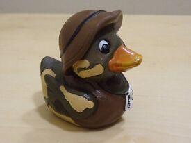 Soldier Duck - Pot ornament