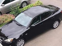 Lexus IS 250 2.5 SE-L 4dr (Multimedia Pack) AUTO GENUINE 27,000 MILES FSH FULLY LOADED