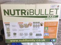 Nutri- bullet baby
