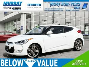 2012 Hyundai Veloster Tech **NAVI**BLUETOOTH**REAR CAMERA**