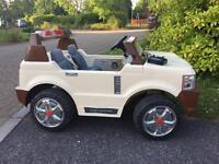 2 seats toddler car
