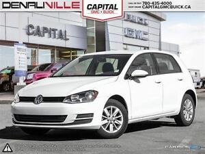 2016 Volkswagen Golf TSI Comforline-Heated Sets-6.5 Display-
