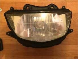 Kawasaki zx6r G, Kawasaki zx9r C headlight