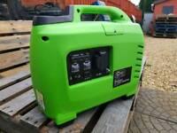 SIP Medusa Ti-1002 Inverter Generator - 1kw - new