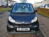 Convertible Smart £30 TAX a year 61k, 1l petrol, MOT July 18.