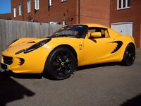 Lotus Elise R Touring S2 2007 **STUNNING** ONLY 12,500 MILES - IMMACULATE