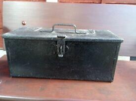steel lockable tool box