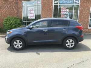 2016 Kia Sportage LX AWD w/ Heated Seats, Bluetooth, Cruise