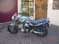 Suzuki Bandit GSF 600X Motor Bike. With M O T until November 2016