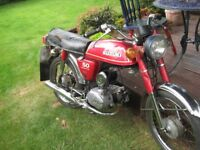 WE BUY ANY MOTORCYCLE TOP CASH FOR SCOOTERS AND MOPEDS WE BUY ANY CLASSIC BIKE CALL 01695372072