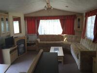 Caravan rental in Hastings Coghurst Park TN35 4NP