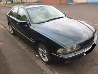 Bmw e39 528 5 series SPARES OR REPAIRS