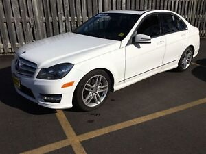 2013 Mercedes-Benz C-Class C250, Automatic, Navigation, Leather,