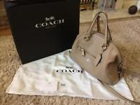 Coach Primrose stone handbag